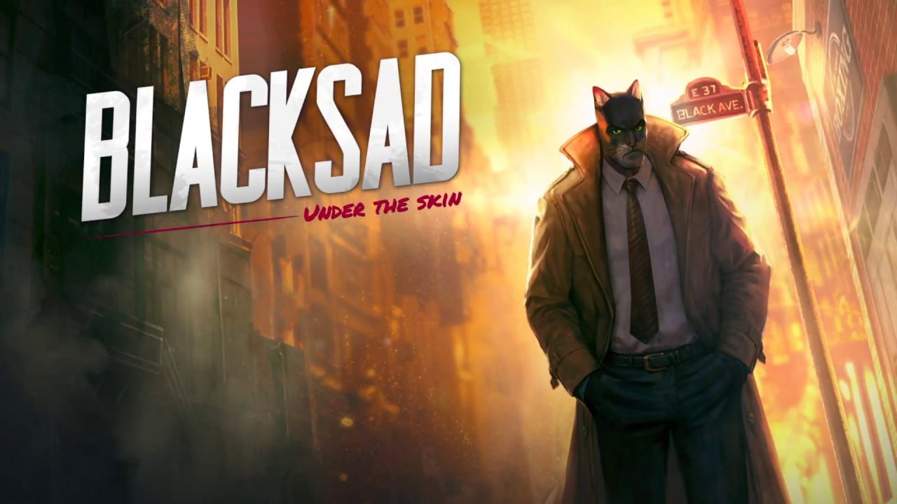 Blacksad: Under the Skin (PC) - Steam Key - GLOBAL - 1