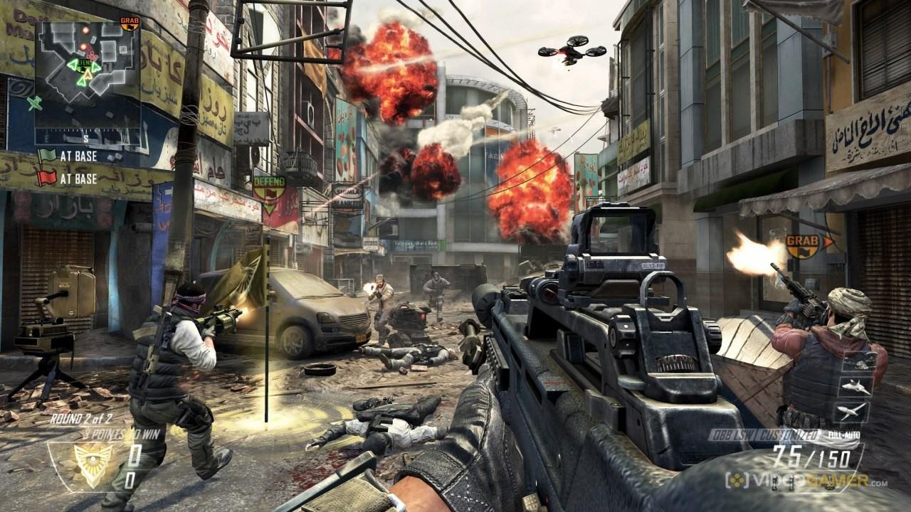 Call of Duty: Black Ops II Steam Key GLOBAL - 4