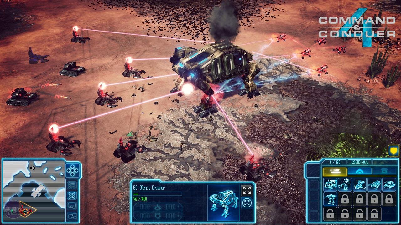 Command & Conquer 4: Tiberian Twilight Origin Key GLOBAL - 3