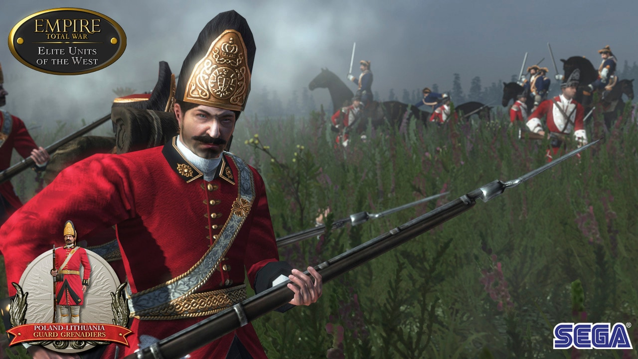 Empire: Total War Collection Steam Key GLOBAL - 3