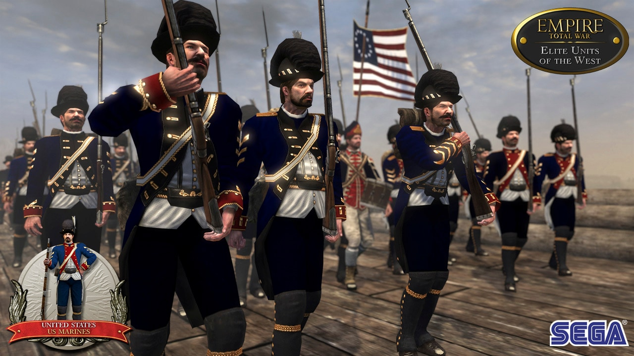 Empire: Total War Collection Steam Key GLOBAL - 2