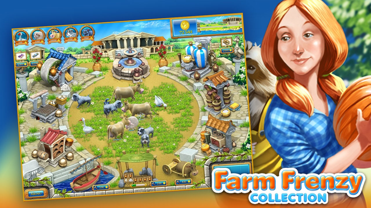 Farm Frenzy Collection Steam Gift EUROPE - 4