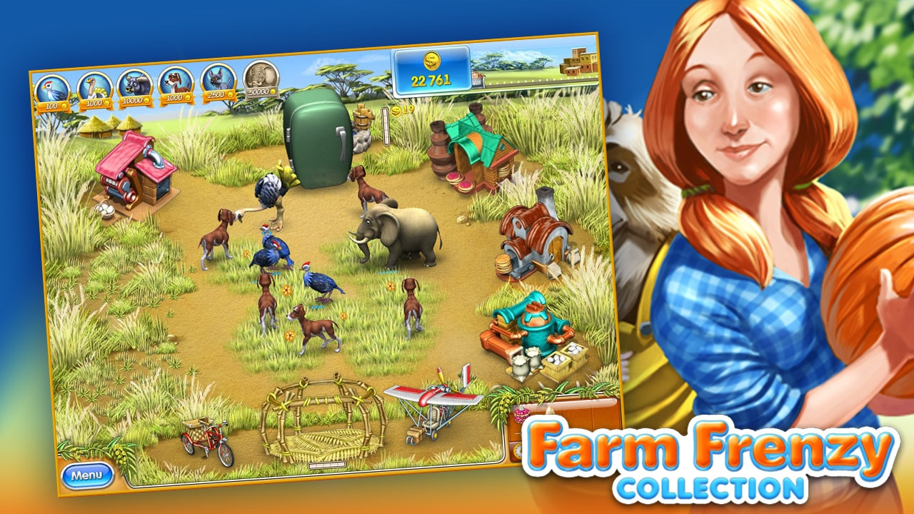 Farm Frenzy Collection Steam Gift EUROPE - 1