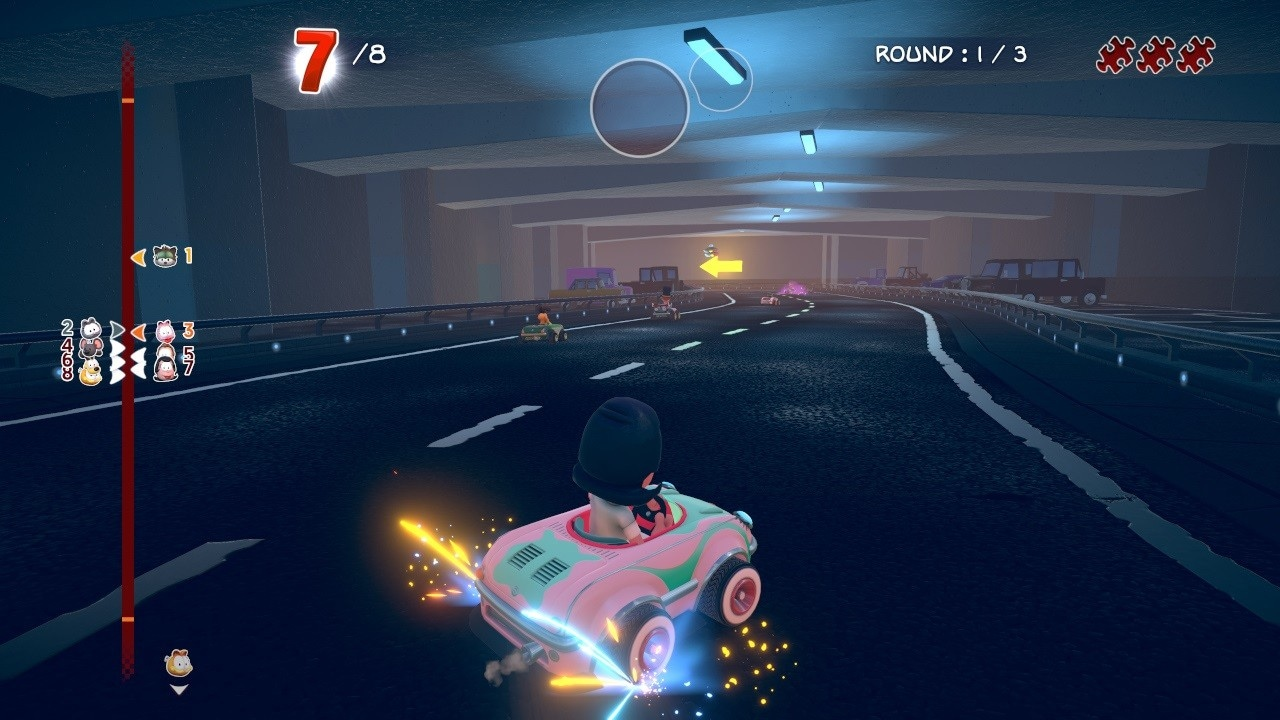 Garfield Kart - Furious Racing (PC) - Steam Key - GLOBAL - 4