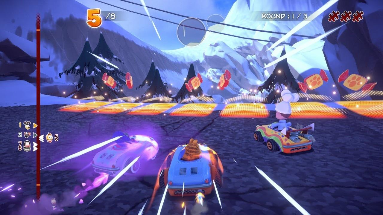 Garfield Kart - Furious Racing (PC) - Steam Key - GLOBAL - 3