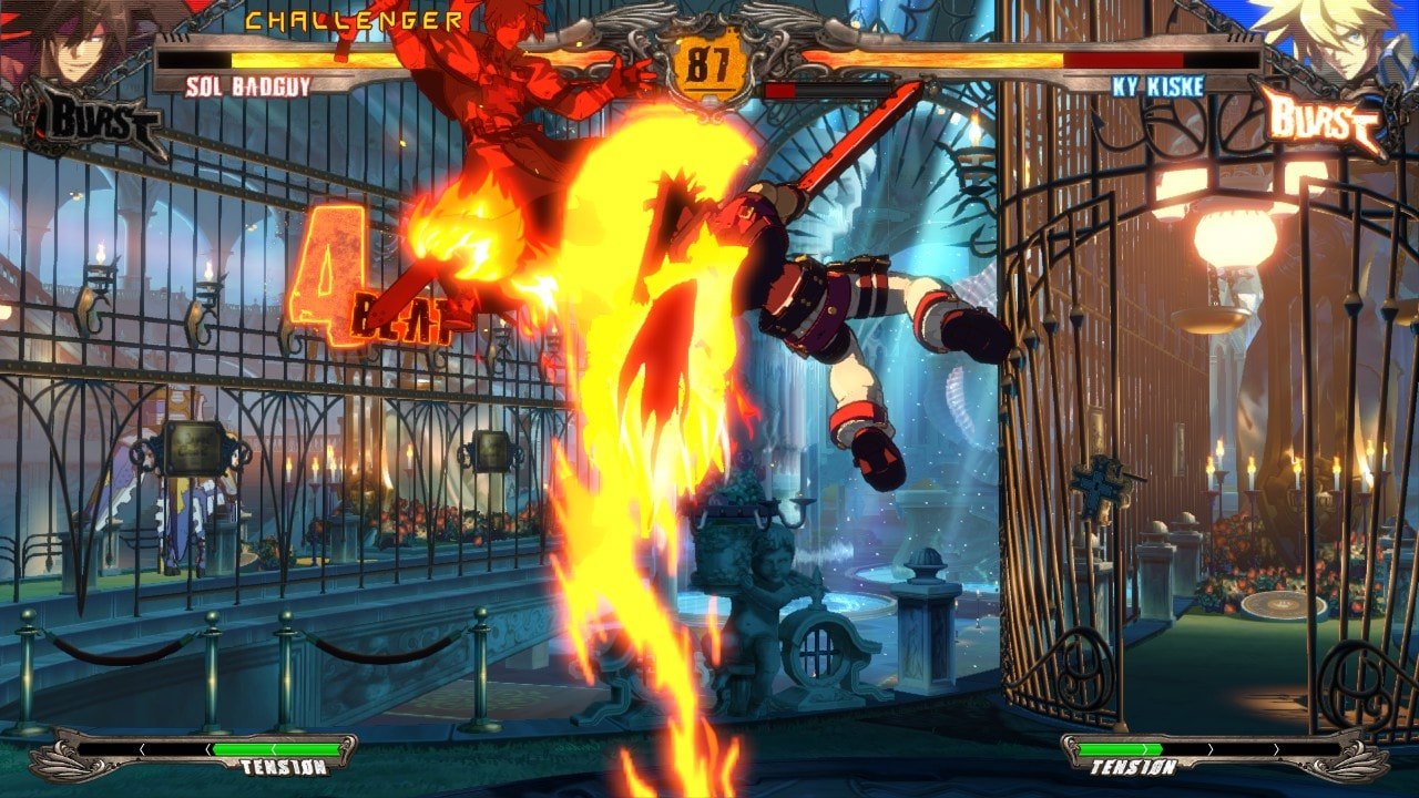 GUILTY GEAR Xrd -REVELATOR- Deluxe Edition + REV2 Deluxe (All DLCs included) All-in-One - Steam Key - GLOBAL - 4