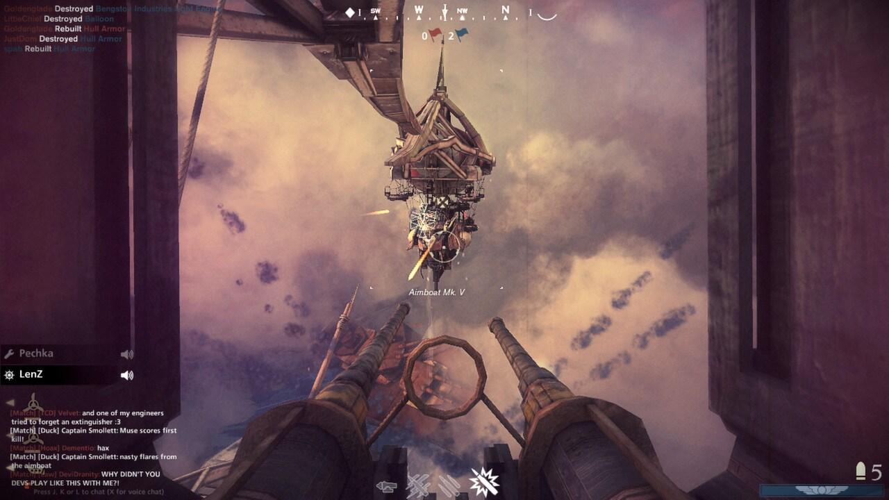 Guns of Icarus Online Steam Key GLOBAL - 2