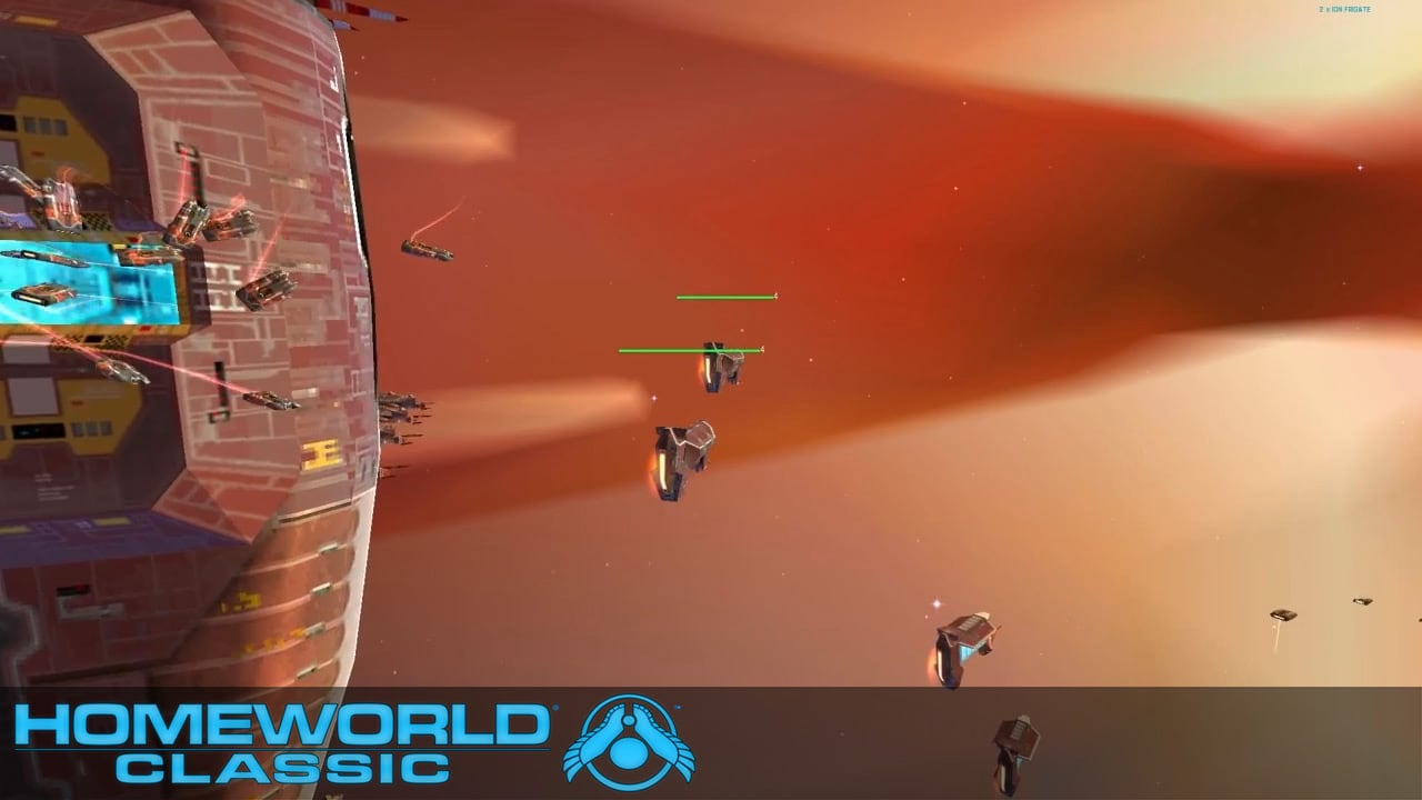 Homeworld Remastered Collection Steam Key GLOBAL - 3