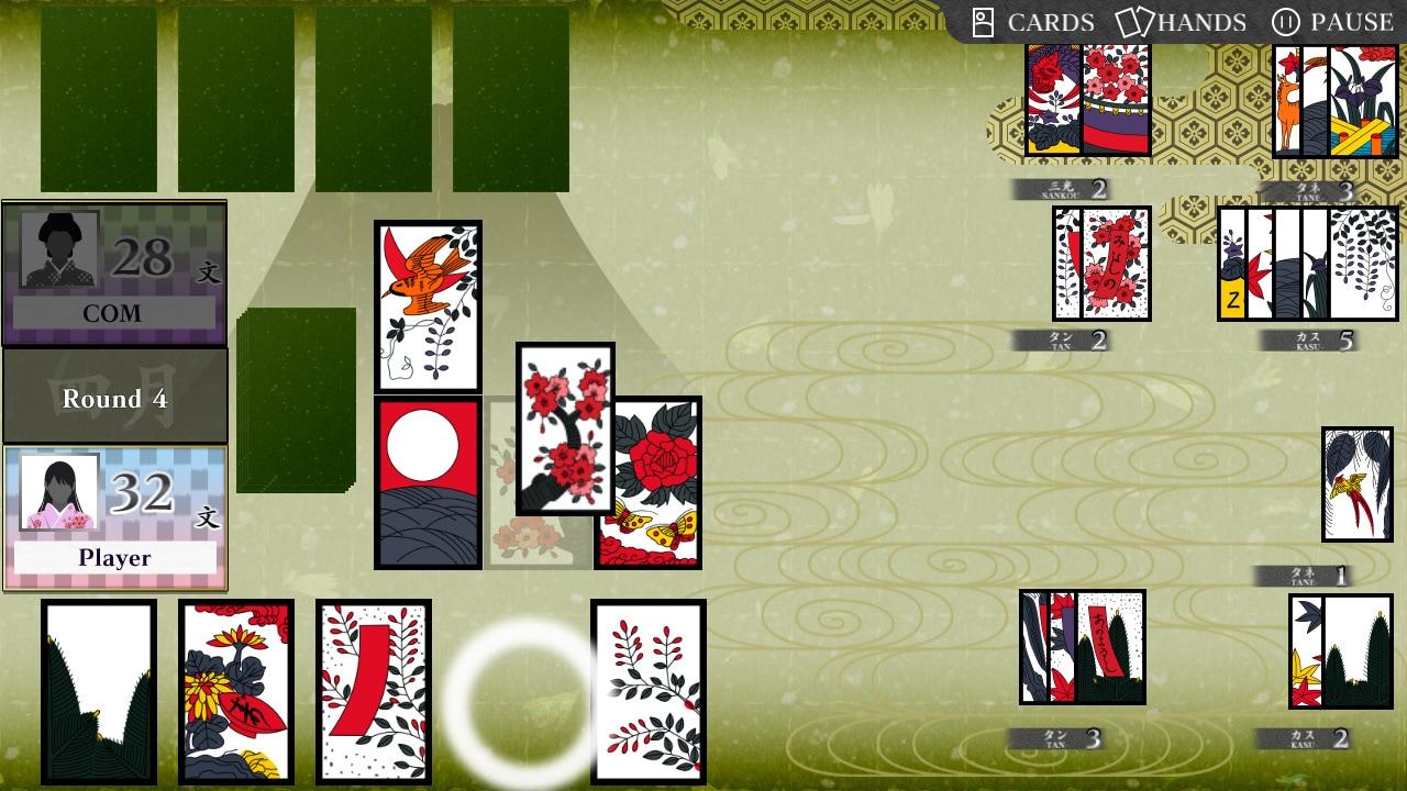Koi-Koi Japan [Hanafuda playing cards] Steam Key GLOBAL - 2