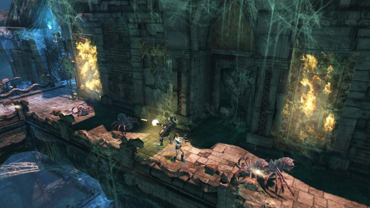 Lara Croft and the Guardian of Light Steam Key GLOBAL - 4