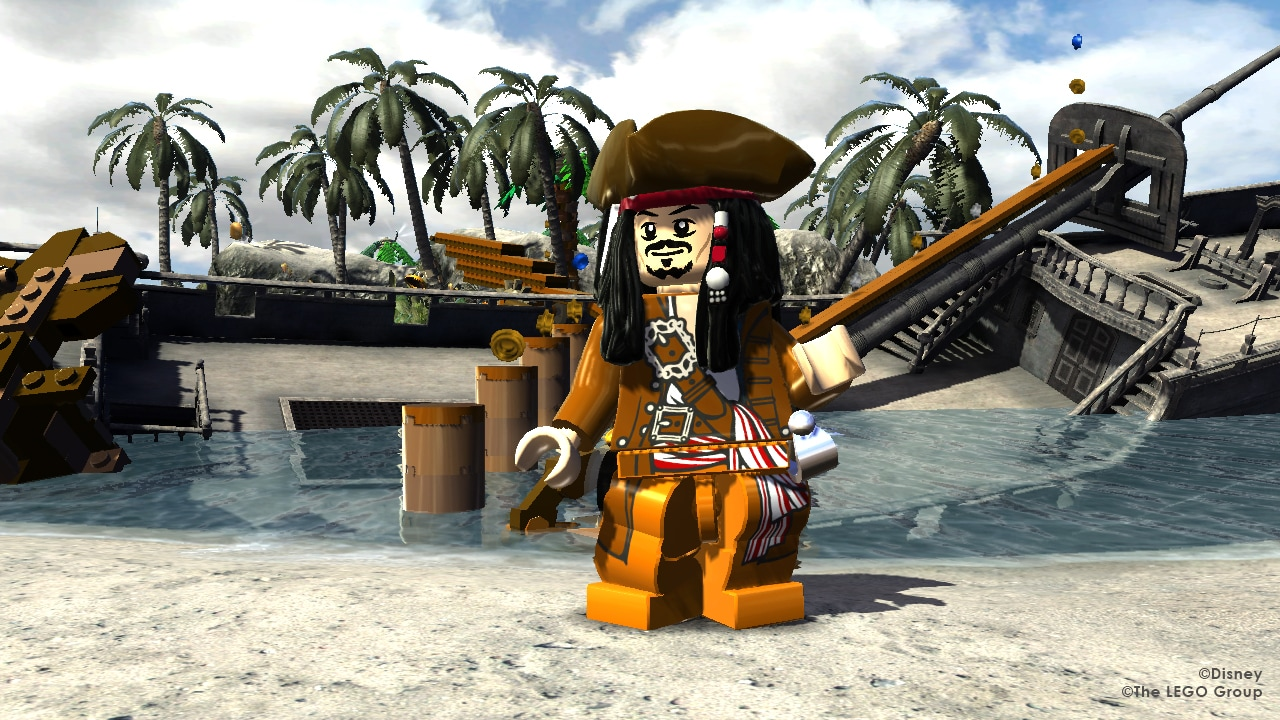 LEGO Pirates of the Caribbean (PC) - Steam Key - GLOBAL - 2