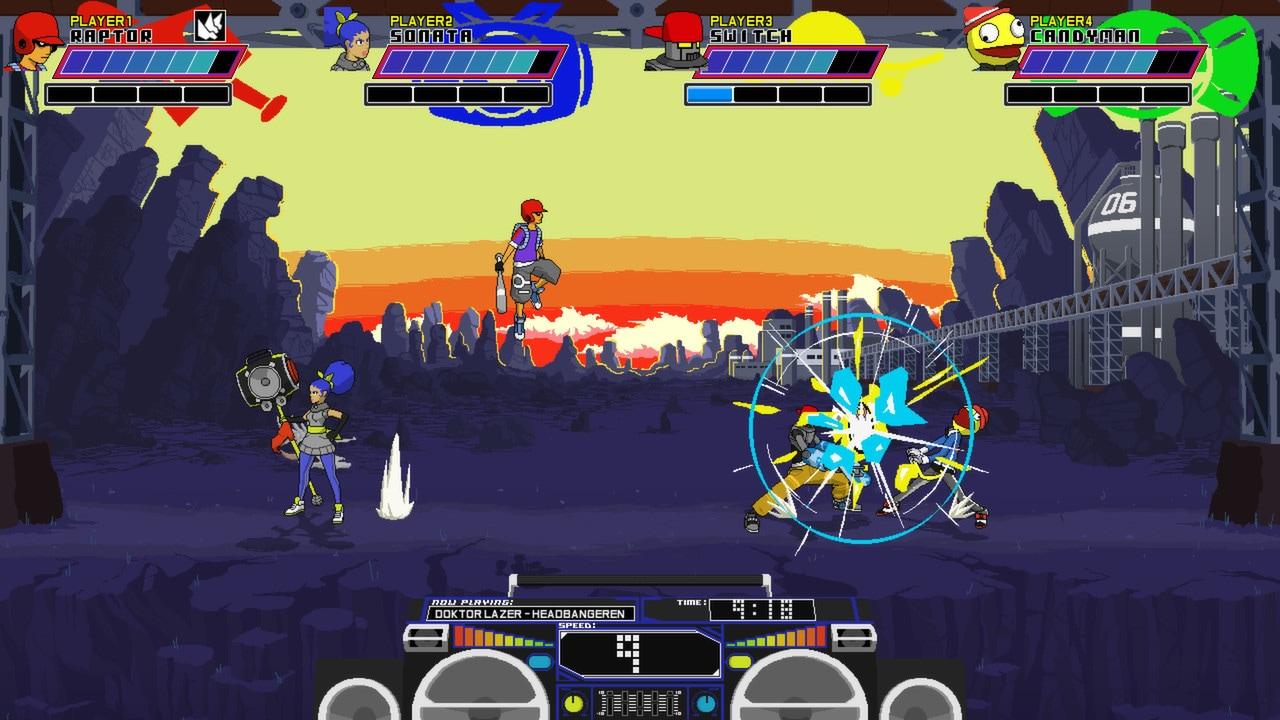 Lethal League Steam Key GLOBAL - 3