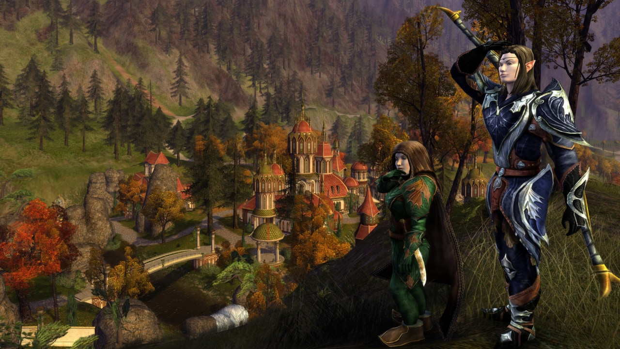 Lord of the Rings Online Turbine Points 1 800 Points LOTRO Key EUROPE - 3