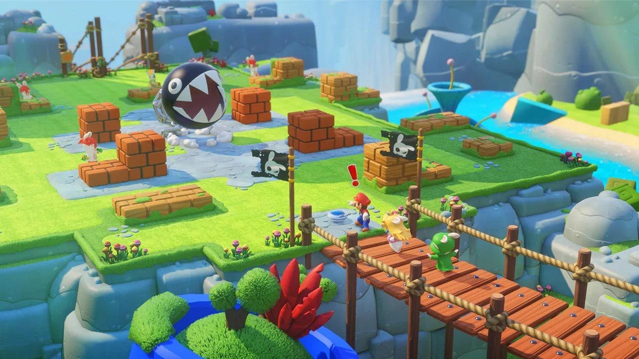 Mario + Rabbids Kingdom Battle (Nintendo Switch) - Nintendo Key - UNITED STATES - 4