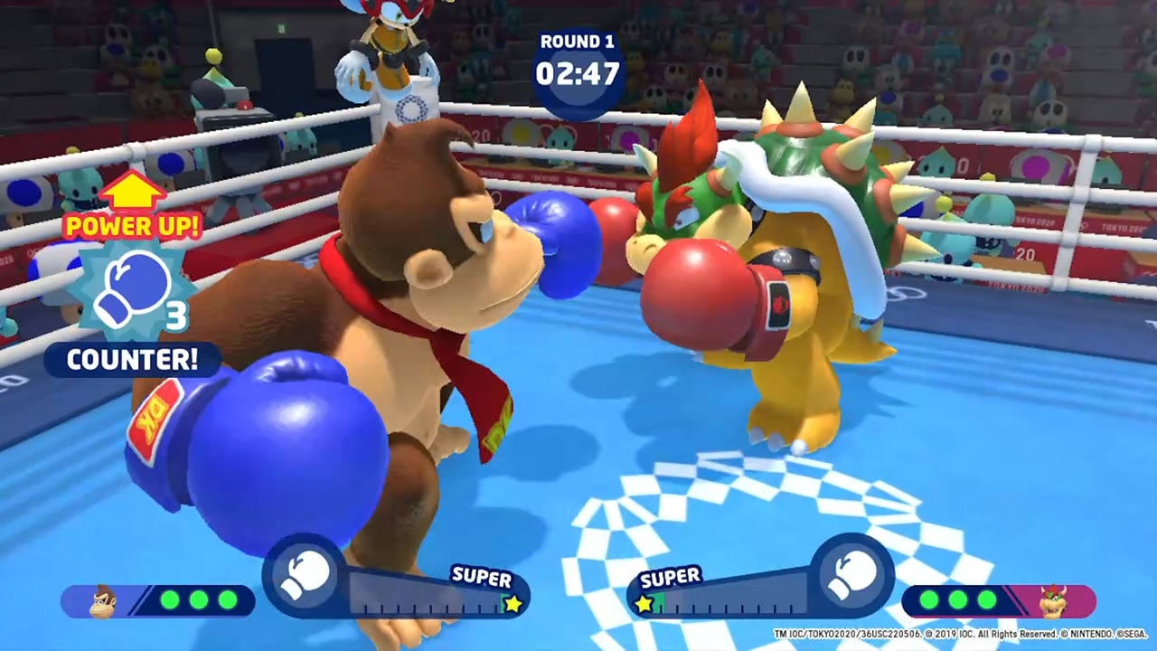 Mario & Sonic at the Olympic Games Tokyo 2020 - Nintendo Switch - Key UNITED STATES - 4