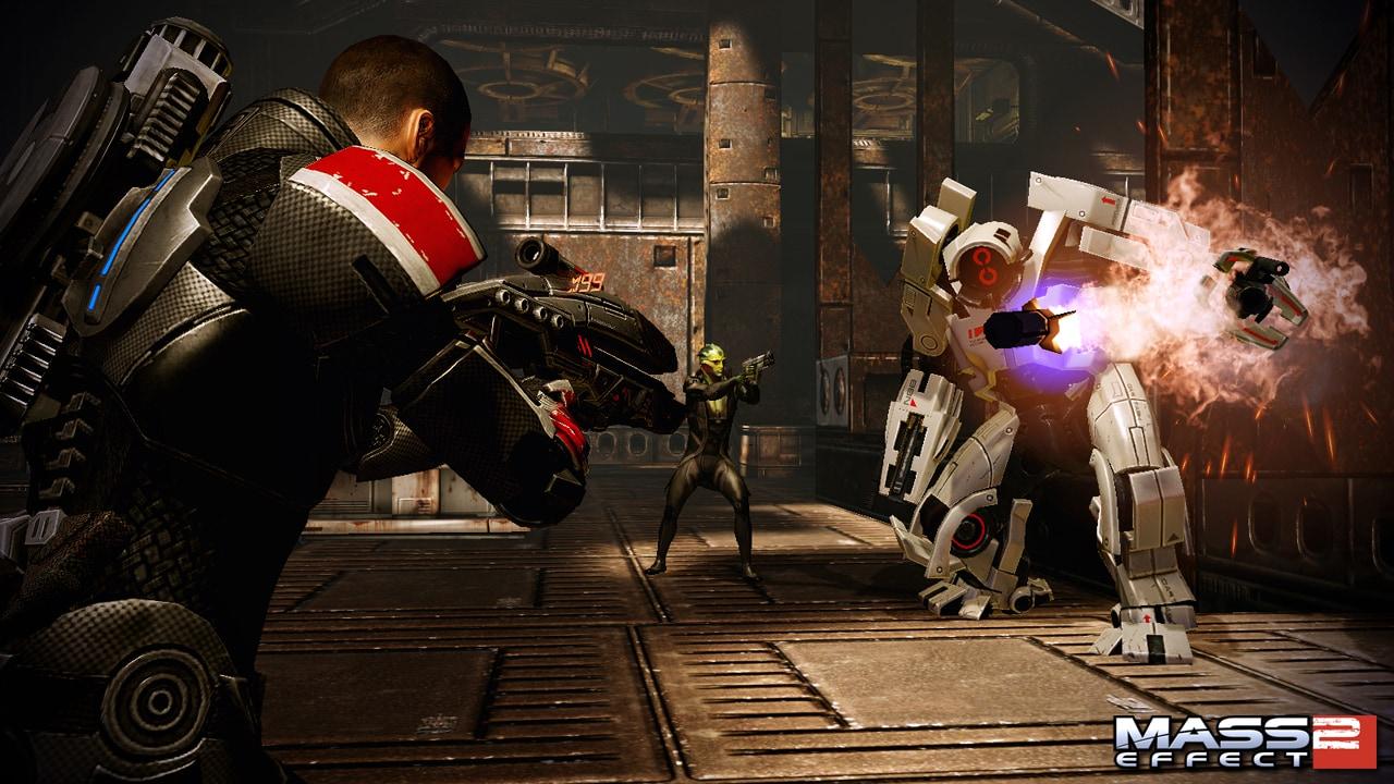 Mass Effect 2 Steam Key GLOBAL - 3
