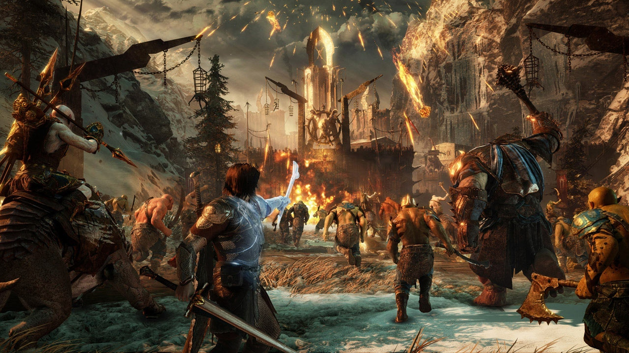 Middle-earth: Shadow of War Definitive Edition Steam Key GLOBAL - 2