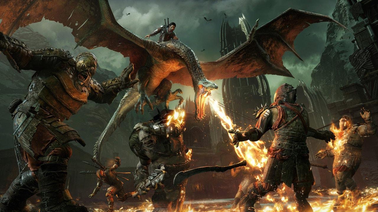 Middle-earth: Shadow of War Standard Edition Steam Key GLOBAL - 4
