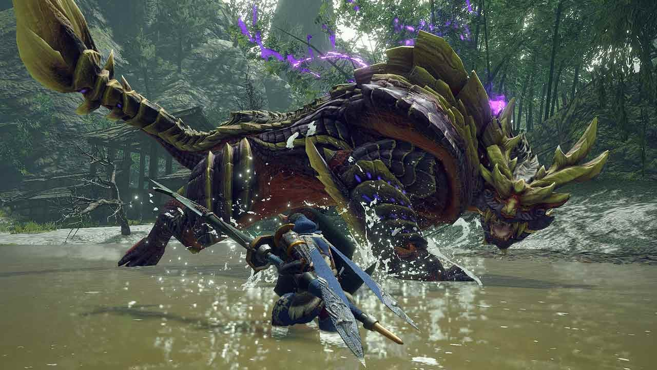 Monster Hunter Rise | Deluxe Edition (Nintendo Switch) - Nintendo Key - EUROPE - 3