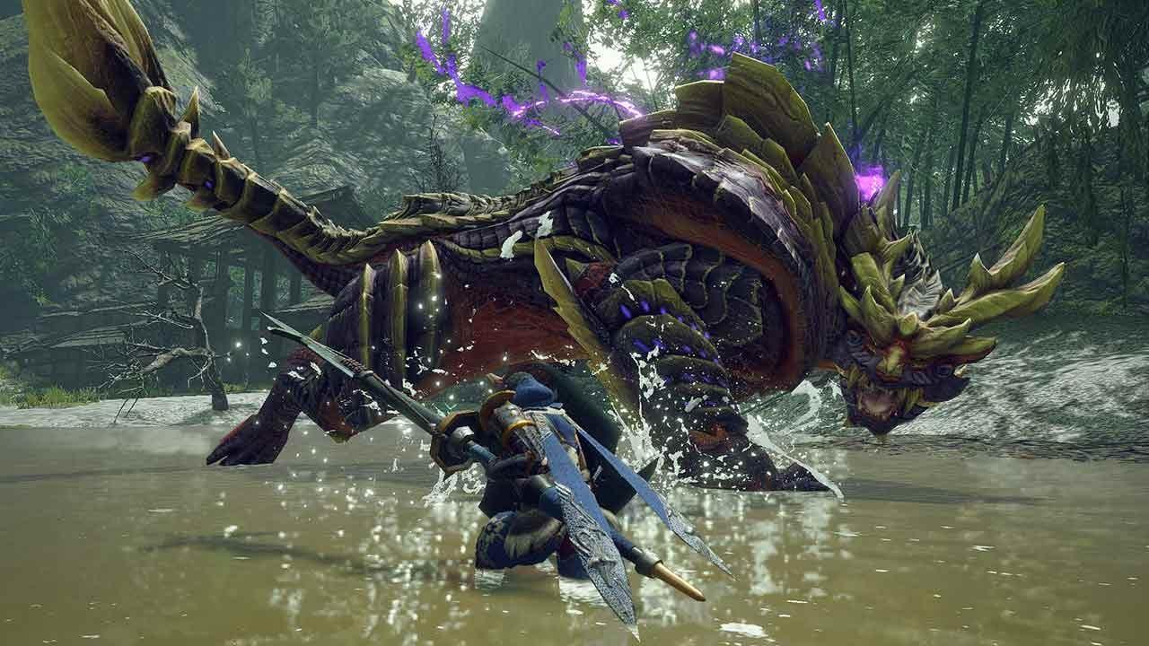 Monster Hunter Rise (Nintendo Switch) - Nintendo Key - EUROPE - 3