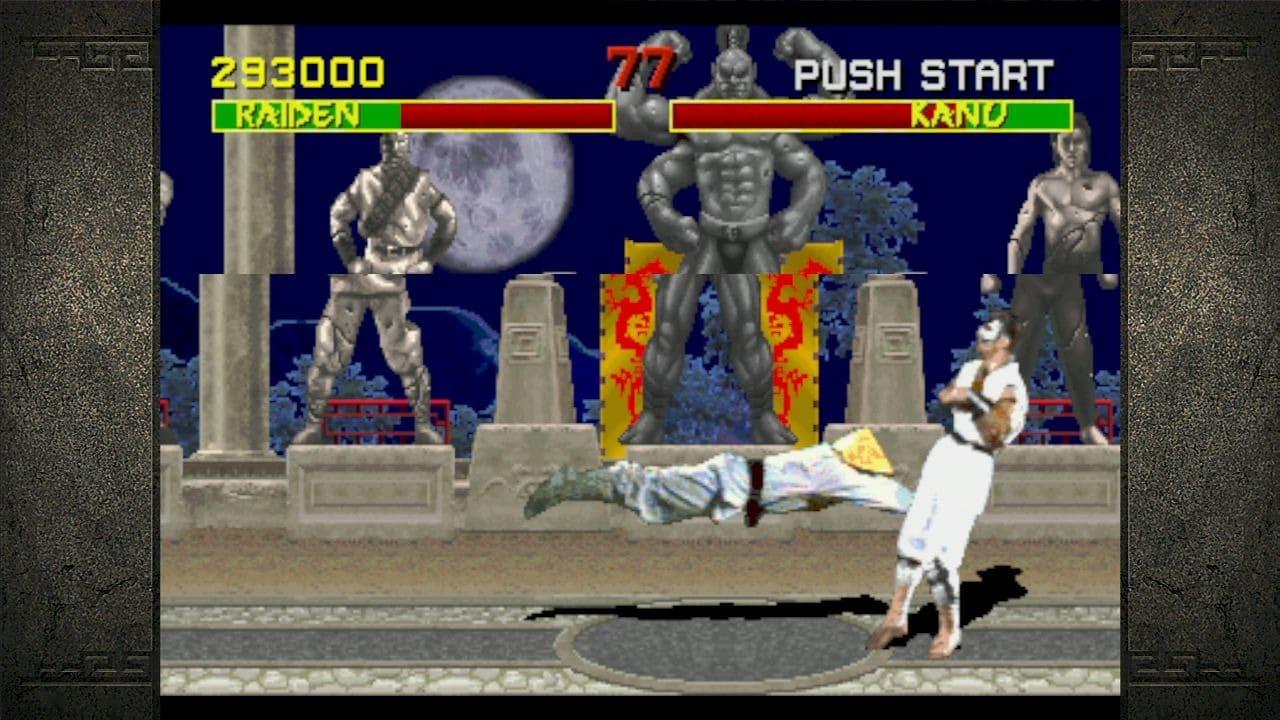 Mortal Kombat Arcade Kollection Steam Key GLOBAL - 4