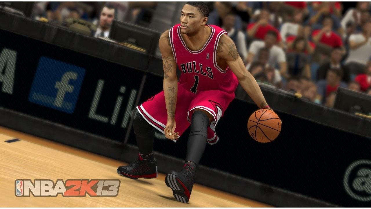 NBA 2K13 Steam Key GLOBAL - 4
