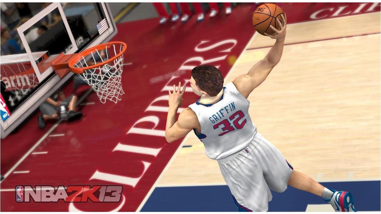 NBA 2K13 Steam Key GLOBAL - 3