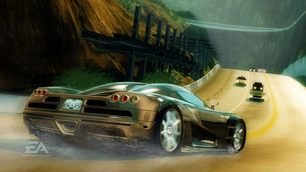 Need For Speed: Undercover (PC) - Origin Key - GLOBAL - 4