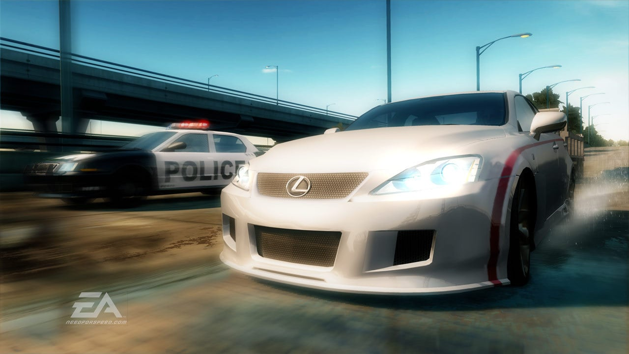 Need For Speed: Undercover (PC) - Origin Key - GLOBAL - 2