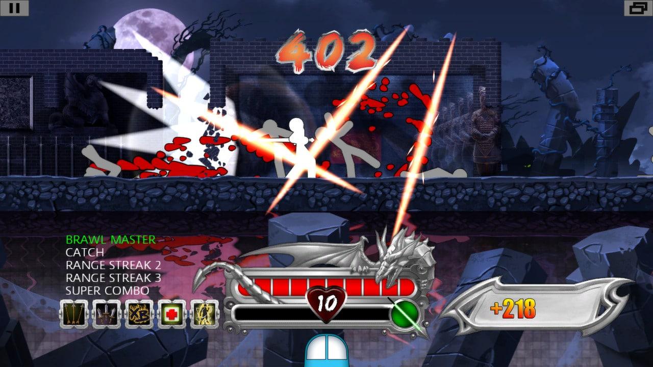 One Finger Death Punch Steam Key GLOBAL - 4