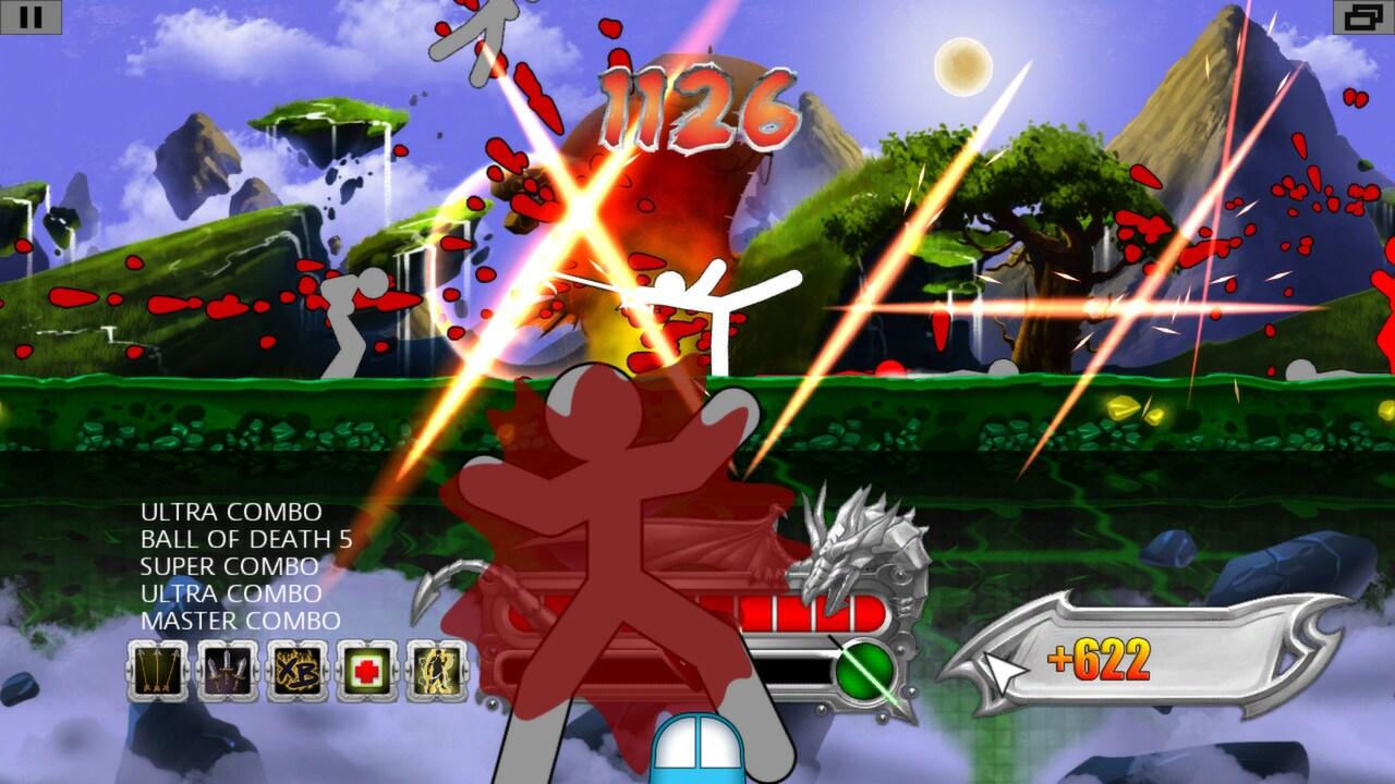 One Finger Death Punch Steam Key GLOBAL - 2