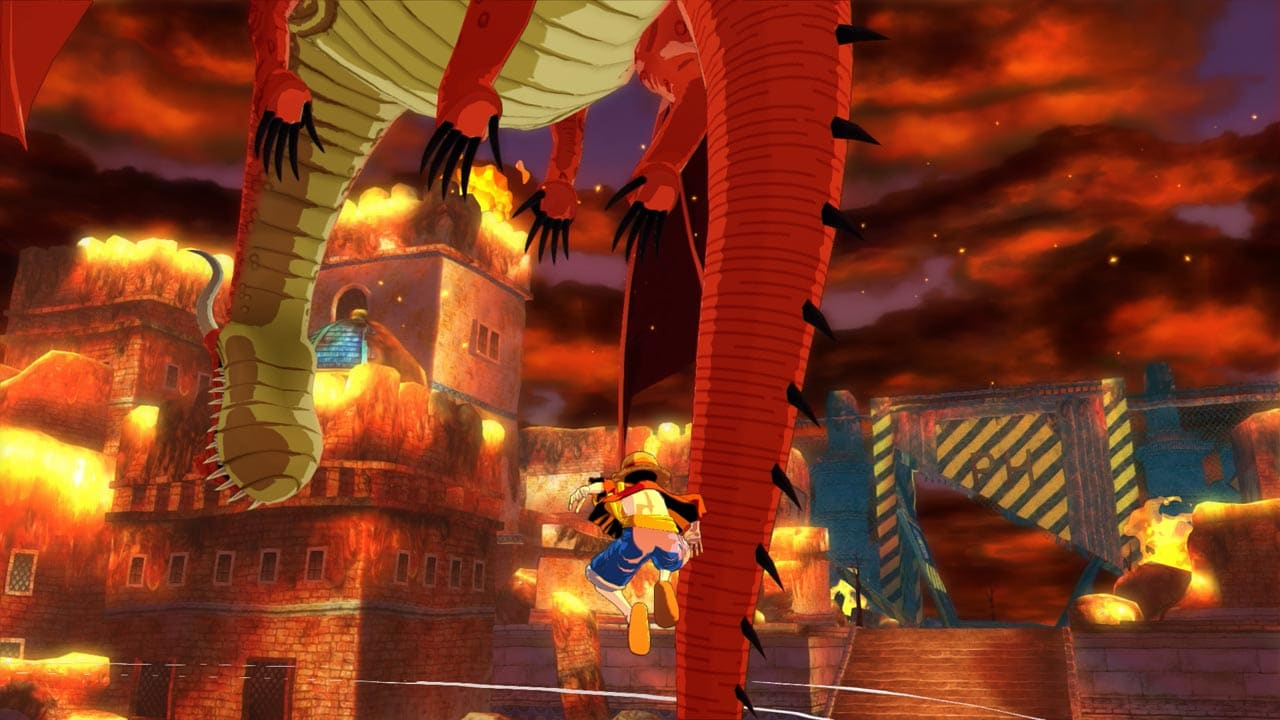 One Piece: Unlimited World Red - Deluxe Edition Steam PC Key GLOBAL - 4
