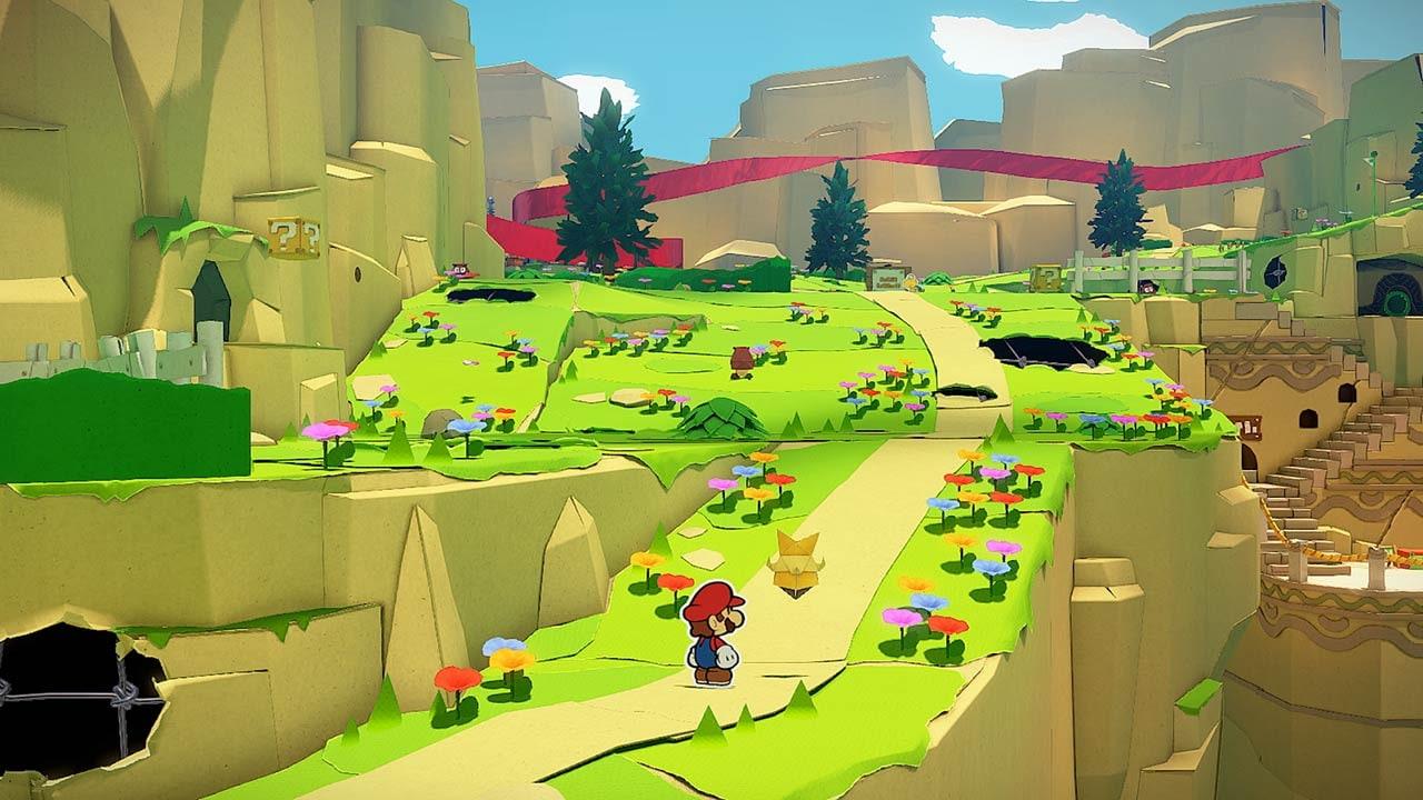 Paper Mario: The Origami King (Nintendo Switch) - Nintendo Key - UNITED STATES - 2