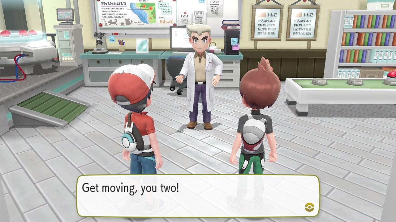 Pokémon: Let's Go, Evee! Nintendo Key Nintendo Switch EUROPE - 3