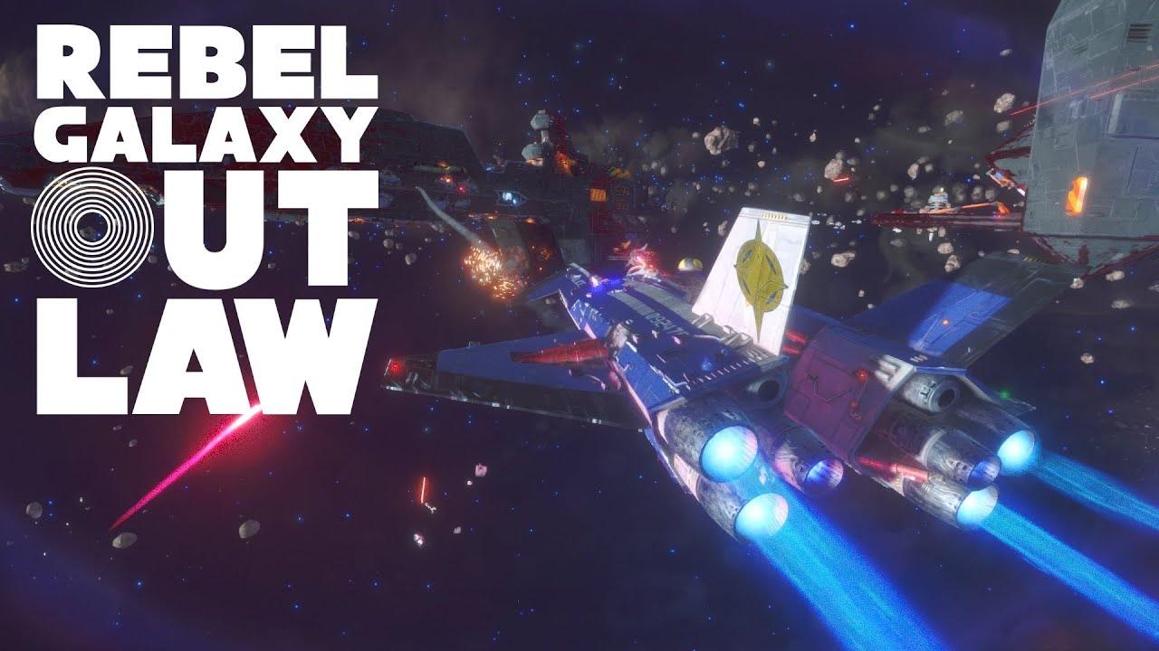 Rebel Galaxy Outlaw (PC) - Steam Gift - GLOBAL - 2