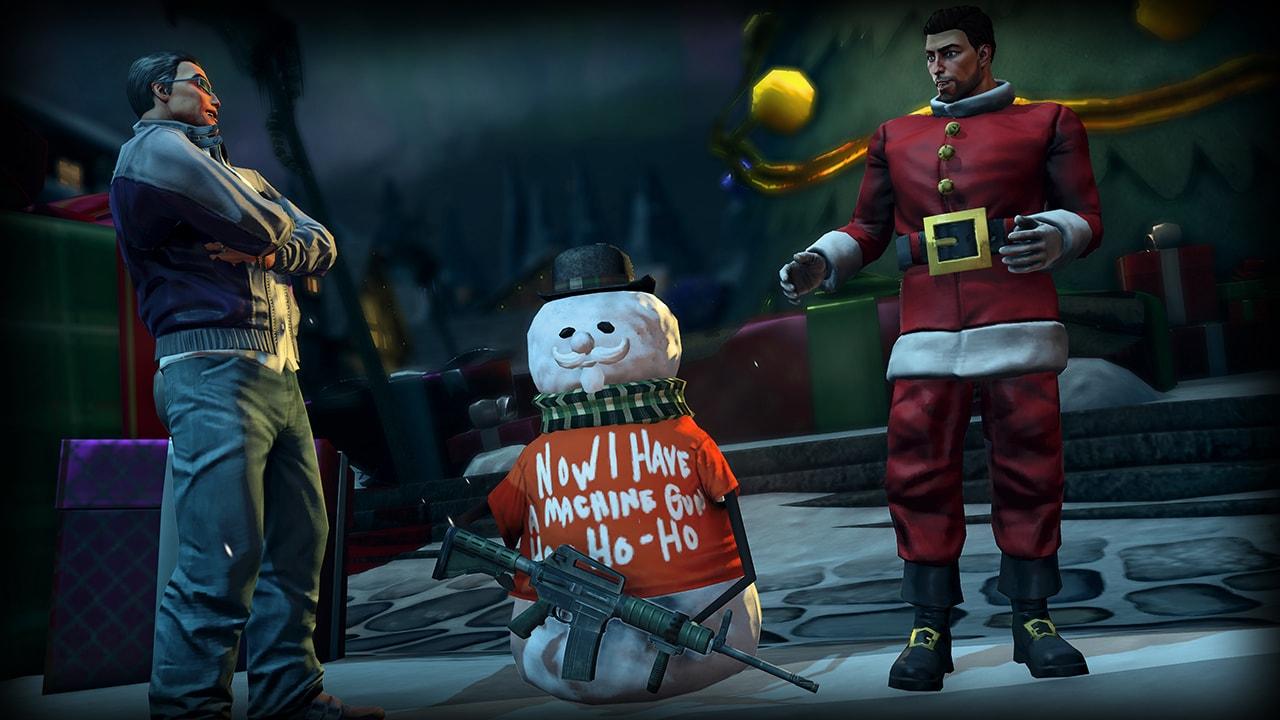 Saints Row IV - How the Saints Save Christmas Steam Key GLOBAL - 4