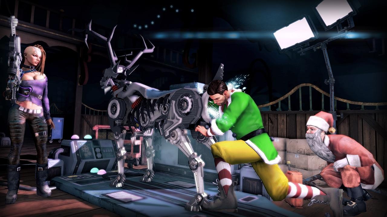 Saints Row IV - How the Saints Save Christmas Steam Key GLOBAL - 3