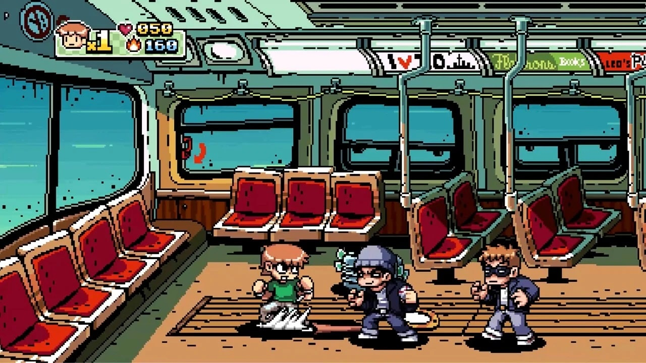 Scott Pilgrim vs. The World : The Game – Complete Edition (Nintendo Switch) - Nintendo Key - EUROPE - 2