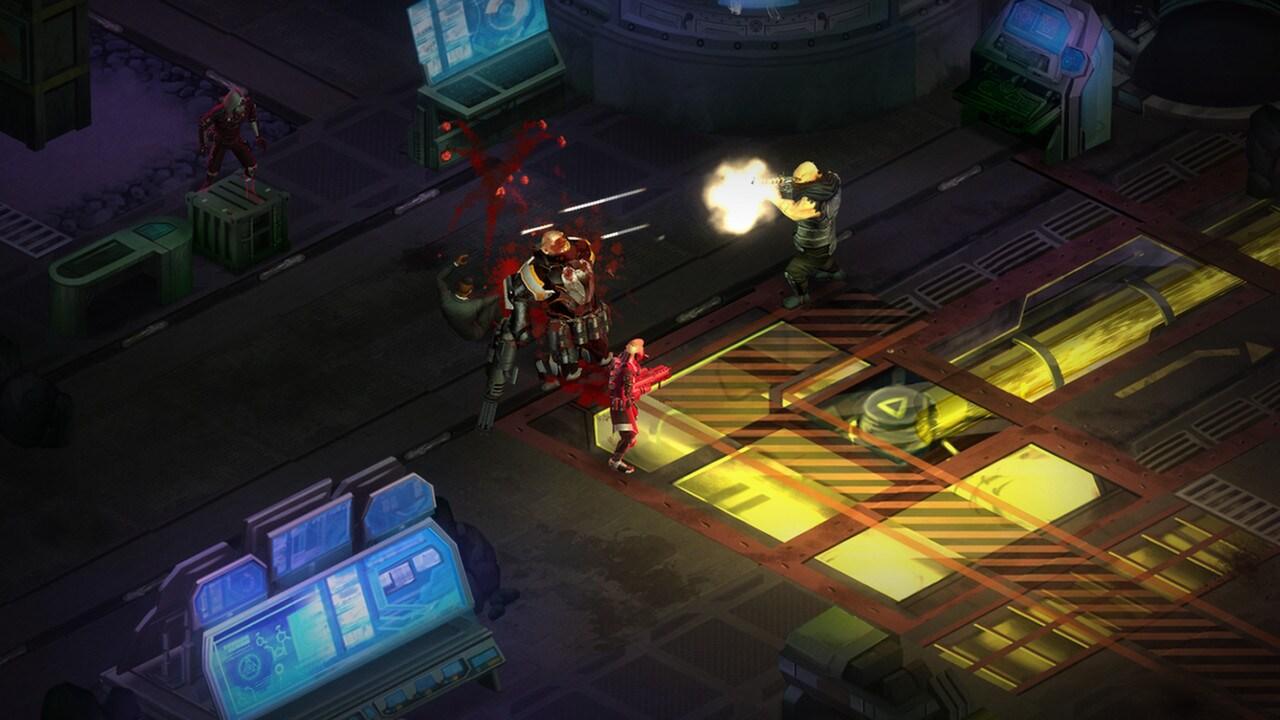 Shadowrun: Dragonfall - Director's Cut Steam Key GLOBAL - 4
