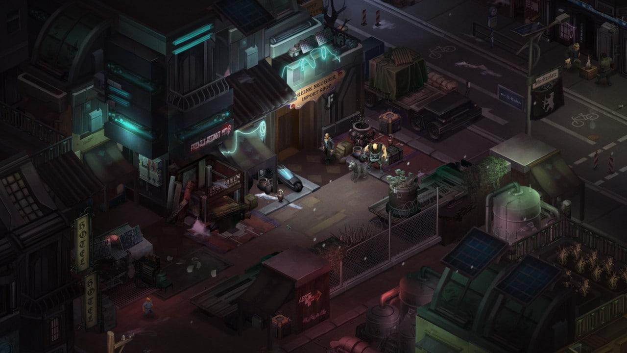 Shadowrun: Dragonfall - Director's Cut Steam Key GLOBAL - 2