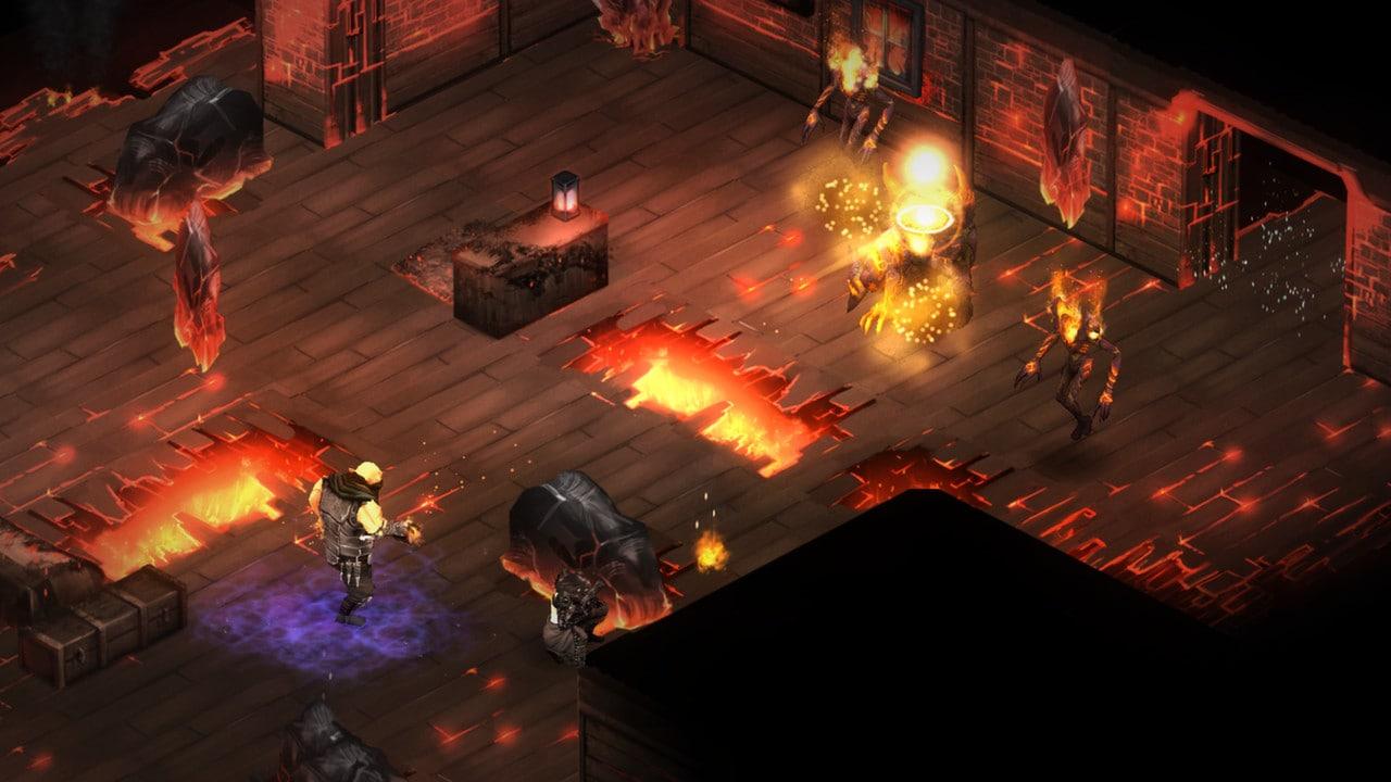 Shadowrun: Dragonfall - Director's Cut Steam Key GLOBAL - 3