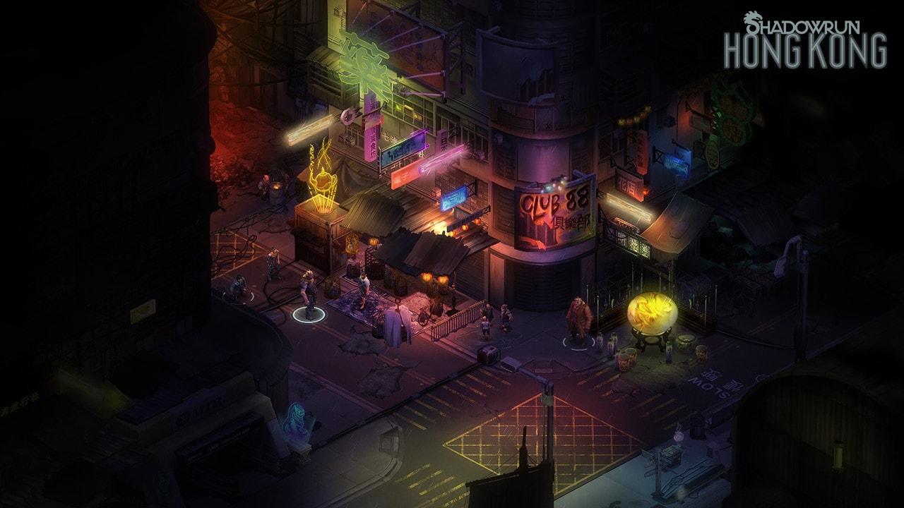 Shadowrun: Hong Kong - Extended Edition Steam Key GLOBAL - 1