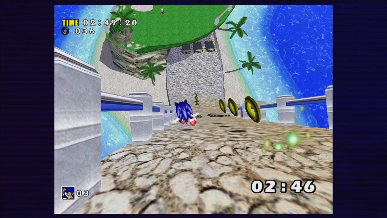 Sonic Adventure DX Steam Key GLOBAL - 4