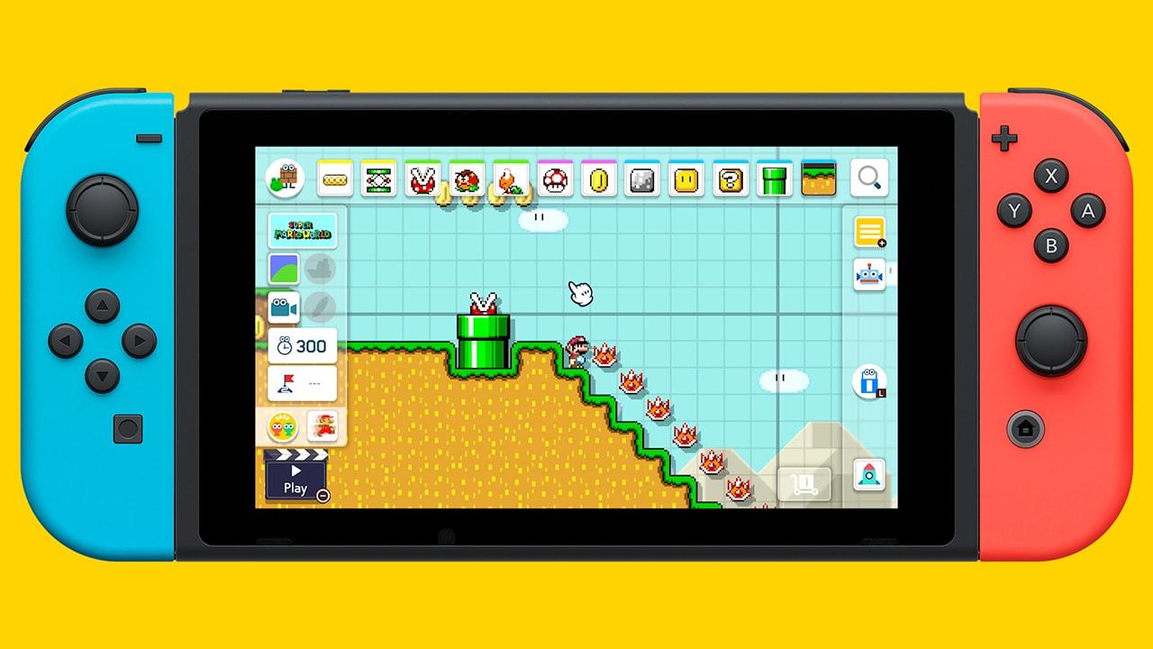 Super Mario Maker 2 Nintendo Key Nintendo Switch UNITED STATES - 3