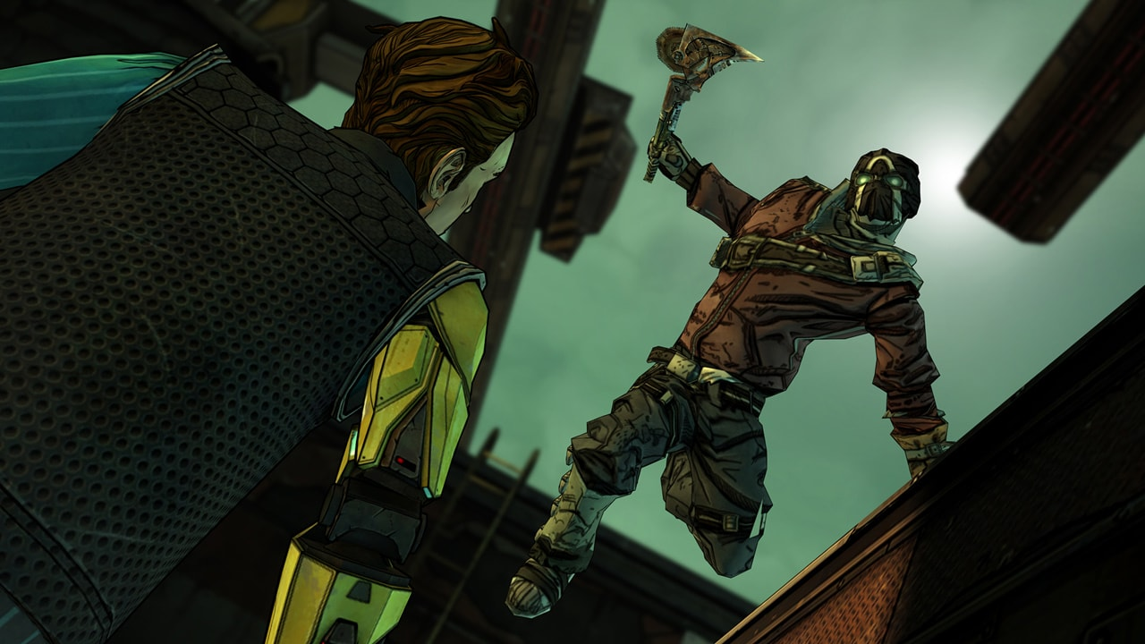 Tales from the Borderlands (PC) - Steam Key - GLOBAL - 4