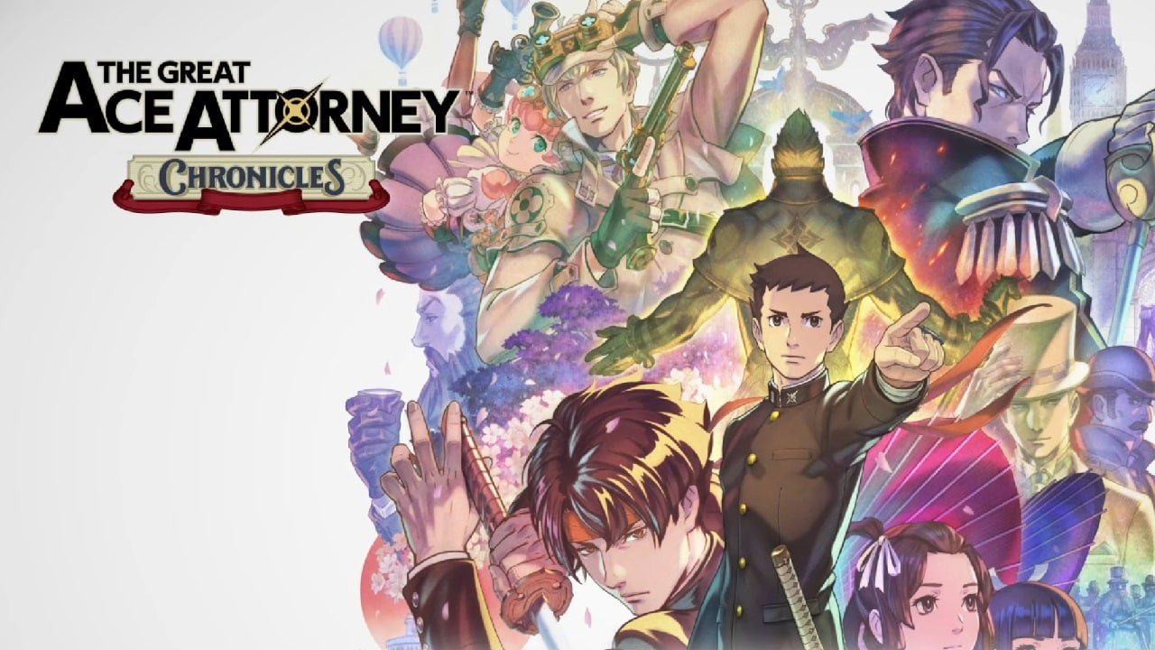 The Great Ace Attorney Chronicles (PC) - Steam Key - GLOBAL - 2