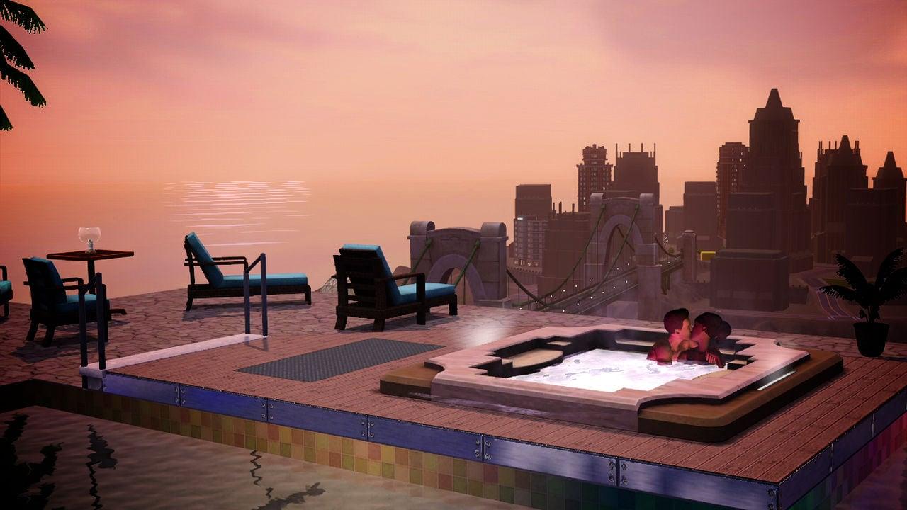 The Sims 3 Late Night Origin Key GLOBAL - 3
