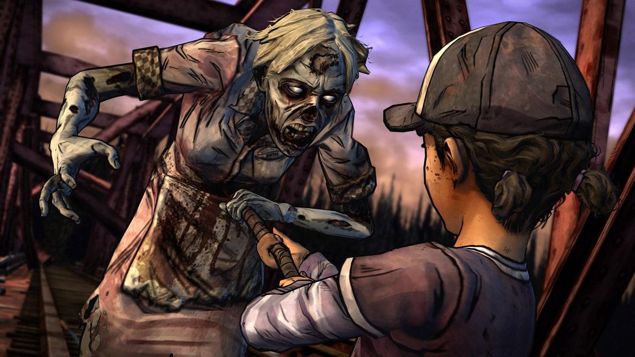 The Walking Dead: Season Two Steam Key GLOBAL - 2