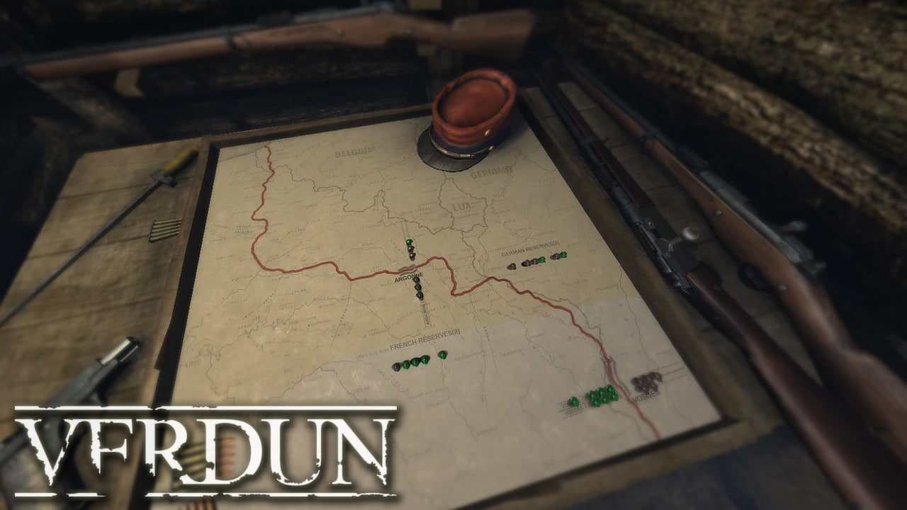 Verdun Steam Gift EUROPE - 3