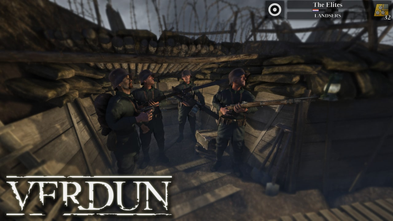 Verdun Steam Gift EUROPE - 2
